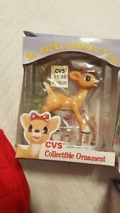 Island of Misfit Toys Clarice CVS Ornament, Rudolph Series by Enesco, 1999