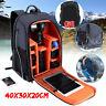 Waterproof Camera Backpack Shoulder Bag Outdoor Photography For DSLR SLR Canon