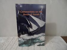 Commentary on the Book of Jonah by Robert Cavender