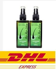 2 x Neo Hair Lotion 120ml 100% herbal hair roots Green Wealth by LITTLE BEE