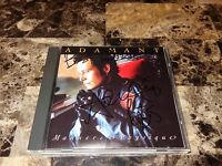 Adam Ant Rare Authentic Hand Signed CD Manners & Physique Fully Authentic + COA