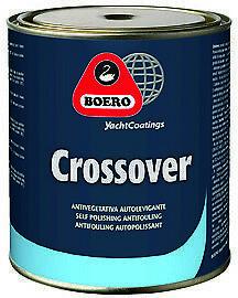 ANTIVEGETATIVA BOERO CROSSOVER 2.5 LITRI AUTOLEVIGANTE ex PIRATE