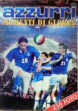 EDIZIONI SEE AZZURRI MOMENTI DI GLORIA 250 FOTO MONDIALI CALCIO ITALIA 1998