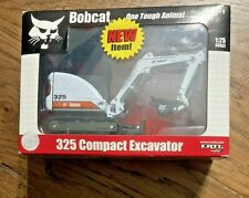 Bobcat 325 Compact Excavator By Ertl 1/25th Scale - new in box - MIB