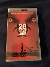 PSP UMD Movie Sony PlayStation Portable 28 Days Later  Awesome!!!