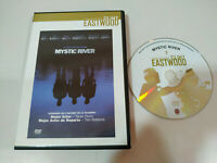 Mystic River Clint Eastwood Sean Penn - DVD Español ingles