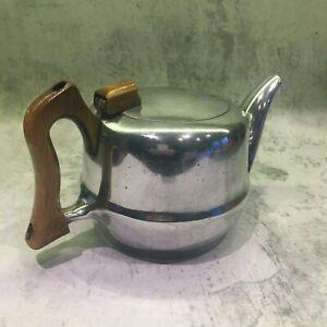 Vintage Retro Picquot Ware Teapot 1960's T6 Six Cup. Iconic, classic design.