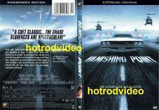 VANISHING POINT extended Edition DVD (1971) B Newman  Hot Rod Street Custom