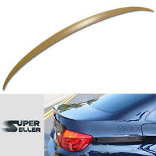 BMW 5-SERIES F10 4DR SEDAN M5 TYPE TRUNK BOOT TRUNK SPOILER REAR WING 520i 530d