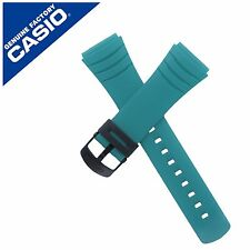 Genuine Casio Watch Strap Band for DBC - 32C - 2W TURQUISE BLUE GREEN 10271053