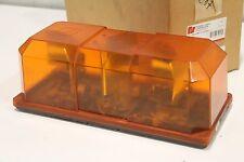 Federal Signal 450152-02 HighLighter Mini-Light Bar Amber 12V Emergency Strobe