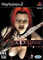 BloodRayne (PlayStation 2) PS2
