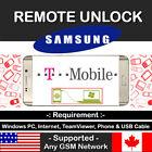 T-mobile USA Samsung Galaxy S6 Note 5 S6/Edge/Plus/+ Remote Unlock Code Services