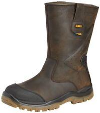 Dewalt Dewtungst8 Waterproof Tungsten S3 Rigger Brown Boots - UK 8 / Euro 42