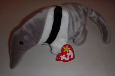"""Ty Beanie Baby """"Ants"""" The Anteater - Dob: 11-7-97 - Nwt"""