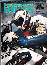 PB 1988-09 Aprilia Tuareg 600 Wind Yamaha LC Frenzy BMW K100RS Ducati 750 Sport