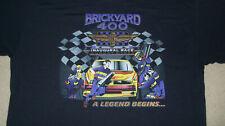 NEW OLD STOCK! JEFF GORDON Winner Inaugural 1994 BRICKYARD 400 Shirt Mens 2XL