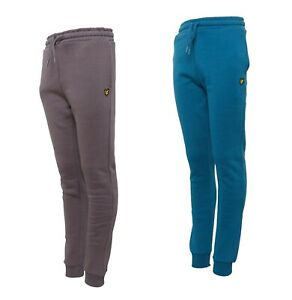 Boys Lyle And Scott Casual Brushback Fleece Joggers Sizes Age from 7 to 16 Yrs