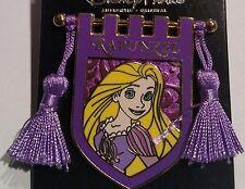 Disney Princess Tapestry Rapunzel Tangled  Banner Tassel Pin