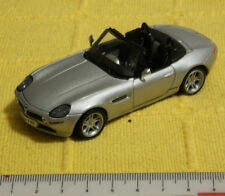 BMW Z8 Deportivo descapotable 007 James Bond 1:43