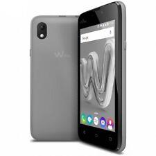 "Teléfonos móviles libres Wiko color principal plata desde 5,5"""