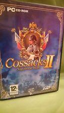 Retro PC CD Rom Game - Cossacks 2 - Napoleonic Wars