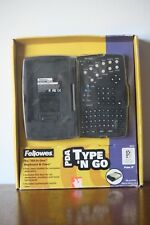 ***NEW*** Fellowes PDA Keyboard & Case for Palm V  Type' N Go
