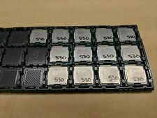 13 pieces of Intel Cpu Celeron Dual Core 12x G530 2.40, 1x G540 2.50 2Mb