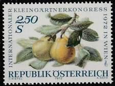 Oostenrijk postfris 1972 MNH 1394 - Tuinen Kongres