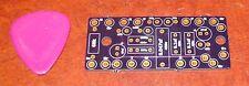F-2B Bass Guitar Preamp Unloaded PCB Vacuum Tube