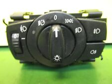 BMW 1 SERIES E87 04-11 HEADLIGHT CONTROL SWITCH