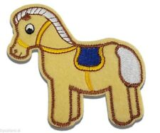 Baby Horse Iron / Sew On Embroidered Patch Applique *Buy 1 get 1 half price!*