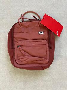 Nike Unisex Tanjun Holdall Mini Backpack Small Items Travel Bag Black BA6098 620