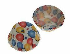 Eddington 100 Pack Fairy Cakes Cupcakes Muffins Cases Childrens Party Decoration