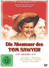 DIE ABENTEUER DES TOM SAWYER Klassiker 1938  Norman Taurog TOMMY KELLY DVD Neu