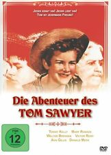 L'AVVENTURA DELLA TOM SAWYER Classic 1938 Norman Taurog TOMMY KELLY DVD nuovo