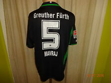 "SpVgg Greuther Fürth Jako Matchworn Trikot 2012/13 ""Ergo"" + Nr.5 Mavraj Gr.L"