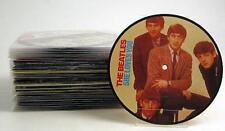 """THE BEATLES, 20th ANN 22 x 7""""  PICTURE DISCS SET  (MINT) + SUPER BONUS  (SEALED)"""