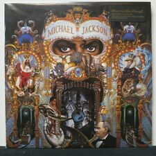 MICHAEL JACKSON 'Dangerous' MOV 180g Gatefold Vinyl 2LP NEW & SEALED