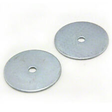 50mm dia x 1.5mm thick x 6mm hole Steel Disc (Pack of 50)