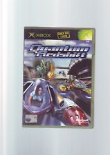 QUANTUM REDSHIFT - XBOX RACING GAME / 360 COMPATIBLE - ORIGINAL & COMPLETE - VGC