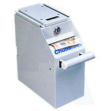 ChubbSafes L18856 Cash Counter Unit Up To 350 Banknotes 235mm X 105mm X 190mm