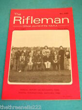 THE RIFLEMAN - GB WINNING RANDLE TEAM - JUNE 1981 #640