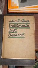 NUOVISSIMA ENCICLOPEDIA DEGLI ANEDDOTI ISTITUTO EDITORIALE MODERNO 1936 lb24