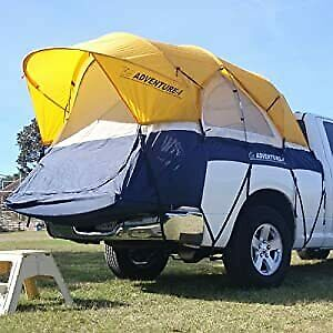 Toyota Tundra Truck Bed Tent for Crew Cab 5.5ft - Adventure Truck Tent