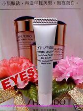 "Shiseido White Lucent ""Anti-Dark Circles "" EYE Cream Brighten ◆5ml◆ ""FREE POST!"""