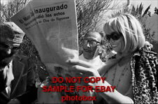 Amanda Lear Exclusive Unpublished PHOTO Ref 275