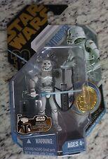 Stormtrooper McQuarrie Concept STAR WARS 30th Anniversary SAGA #09 UGH Gold