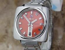 Rado Miami Swiss Made 1970s Stainless Automatic 36mm Vintage Swiss Watch CC9