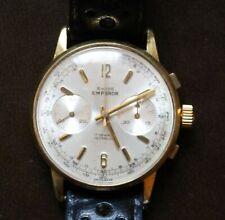 Orologio Cronografo Emperor(vintage)anni '50